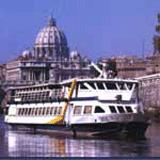 Italy Creative - Tevere boat trip