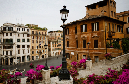 Via Veneto Rome   italycreative.it