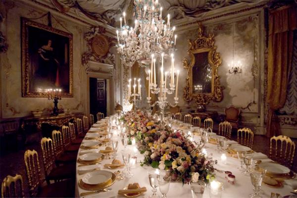 Venice Gala dinner | italycreative.it