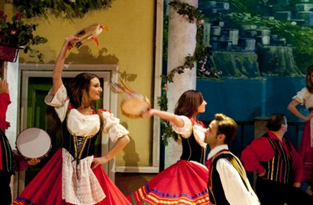 Tarantella dance | italycreative.it