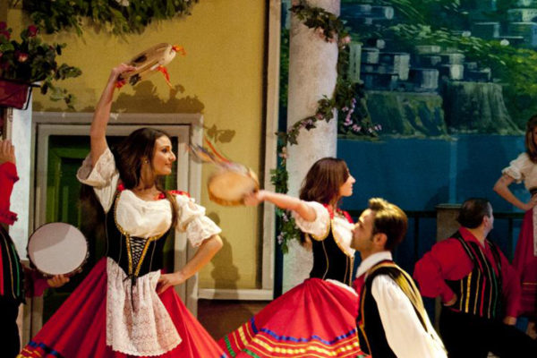 Tarantella dance | italycreative.it