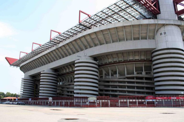 San Siro Stadium Milan | italycreative.it