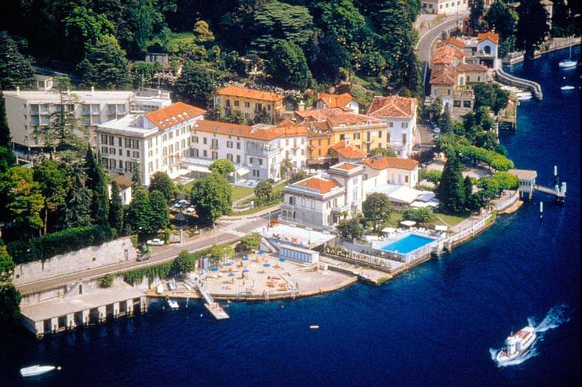 Italy creative dmc agency and for Hotel villa d este como