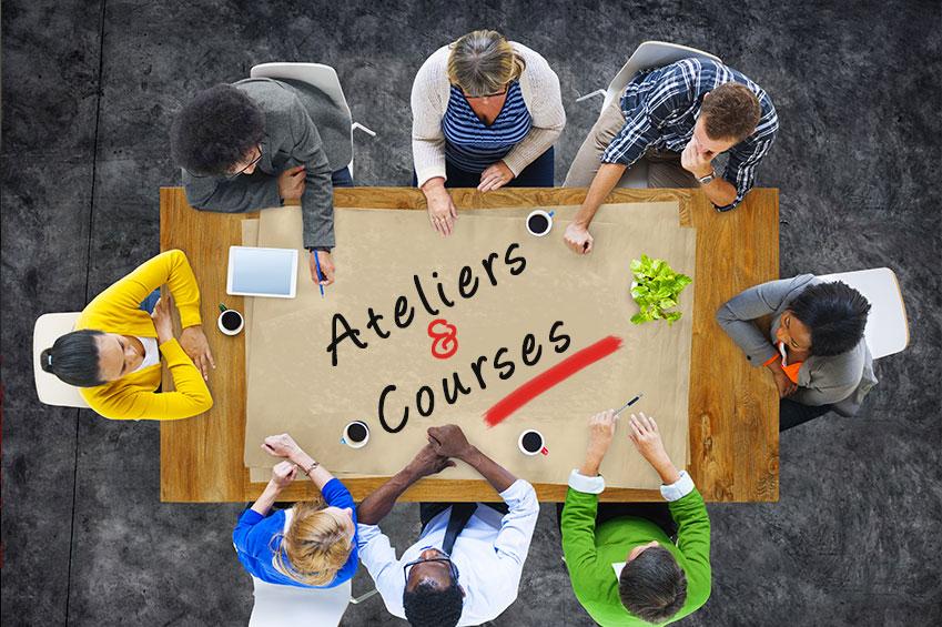 Ateliers & Courses | italycreative.it