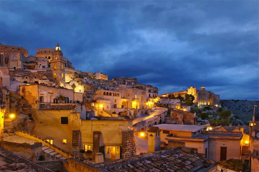 Matera Sassi | italycreative.it