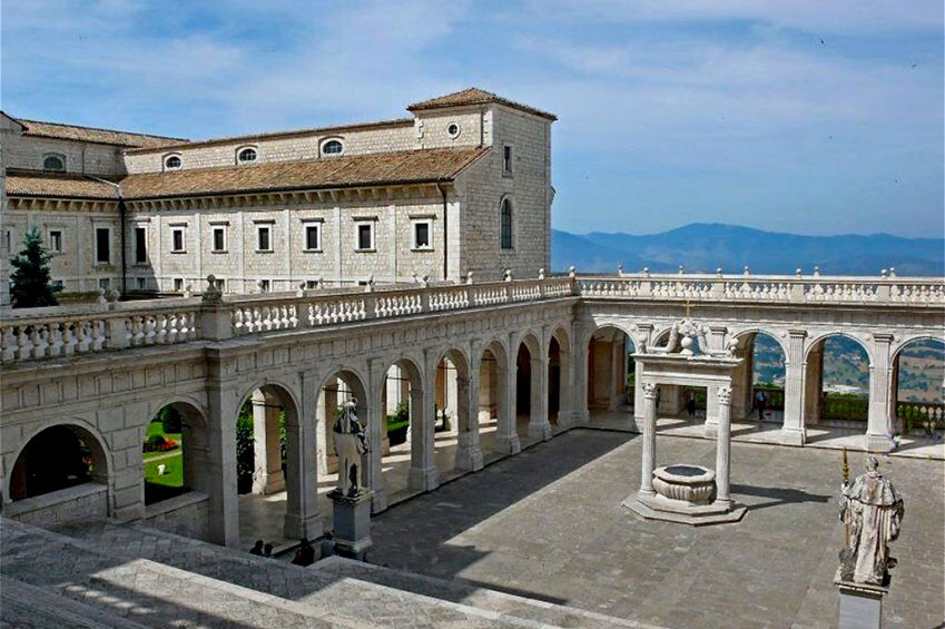 Montecassino | italycreative.it