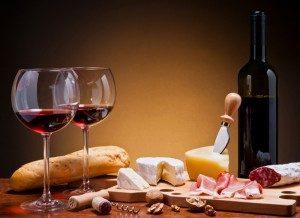 wine-food