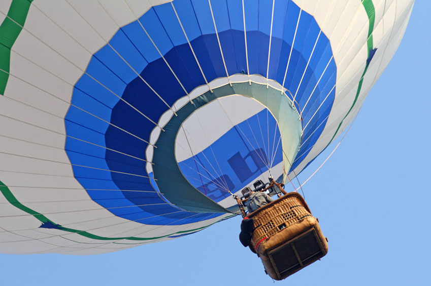 Ballooning over Italy | italycreative.it