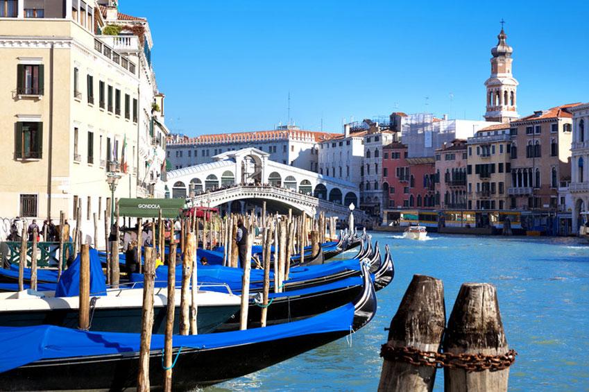 Gondola experience | italycreative.it