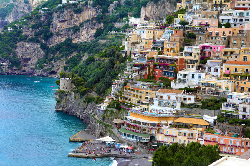 Amalfi coast gourmet vacation italy creative italy for Amalfi coast cuisine