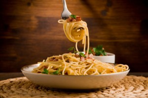 Pasta alla carbonara | italycreative.it