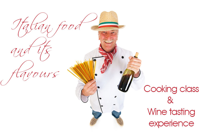 Ateliers & Courses - Cooking and Wine tasting| italycreative.it