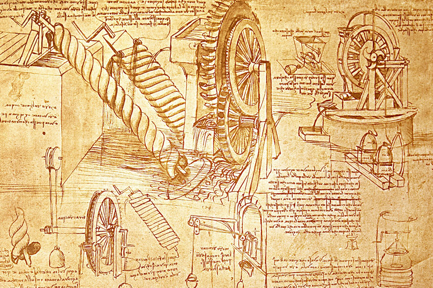 Leonardo da Vinci | italycreative.it