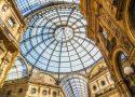 MAY | Vittorio Emanuele Gallery Milan in Italy | italycreative.it