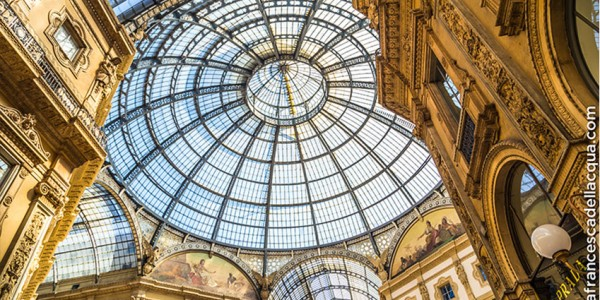 Milan Vittorio Emanuele Gallery - Italy Creative