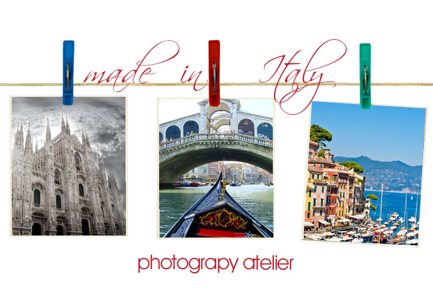 Ateliers & Courses - Photography atelier| italycreative.it