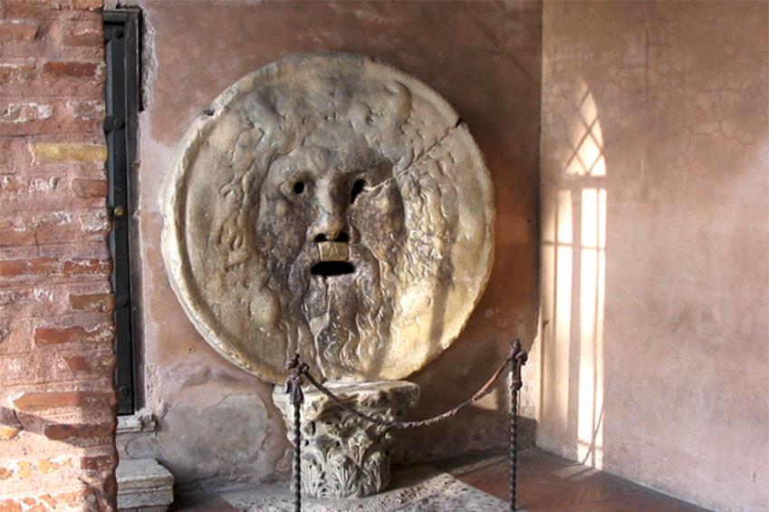Rome Bocca della verità | italycreative.it