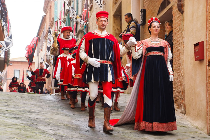 Donkey Palio | italycreative.it