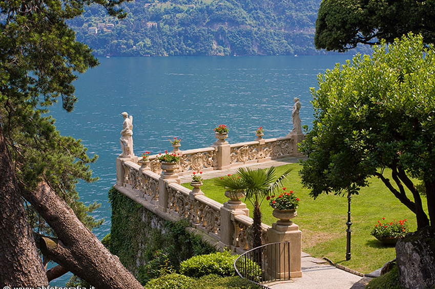 italy villa balbianello coast - photo #28