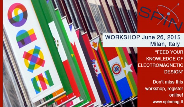 SPIN workshop EXPO 2015 | 26 june 2015