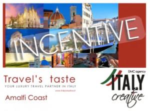 Italy Creative | Amalfi Coast Incentive