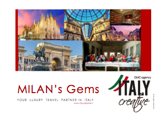 MILAN gems by Italy Creative