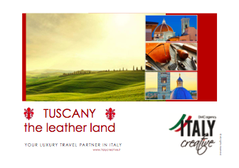 TUSCANY leather by Italy Creative