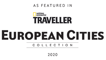 As featured in National Geographic Traveller Collection 2020