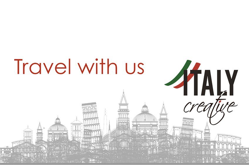 Travel and Shop Experience Travel with us Italy Creative