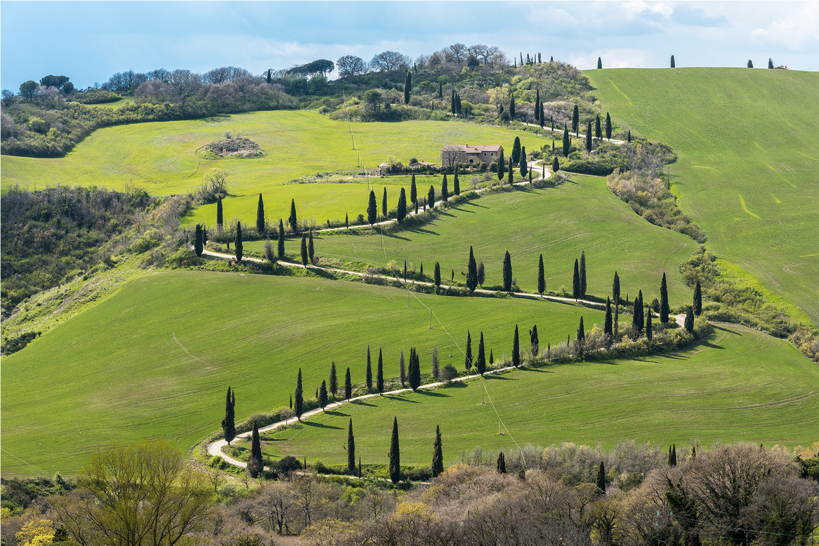 Tuscany land of the Renaissance beauty and relax 7-day