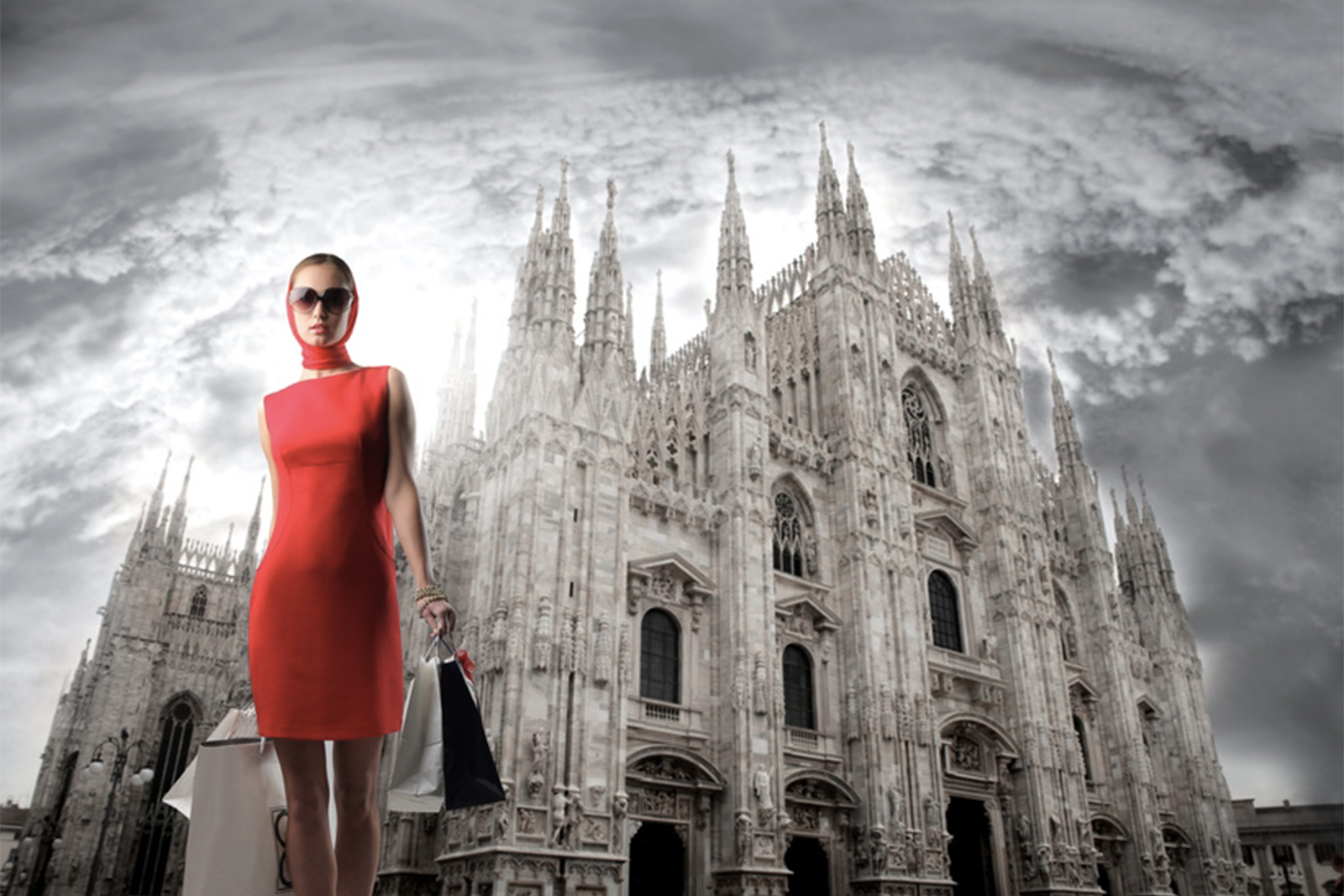 Fashion & Food: Milan and Italian Lake Experience 7-day