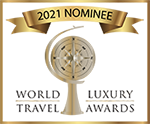 World Travel Luxury Awards Nominee 2021