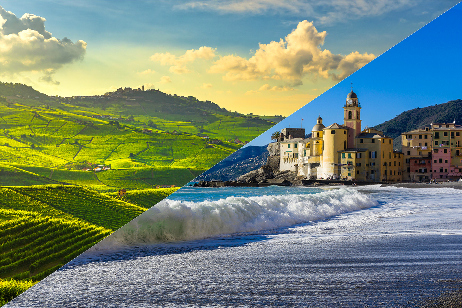 Discover Piedmont and Italian Riviera 9-day