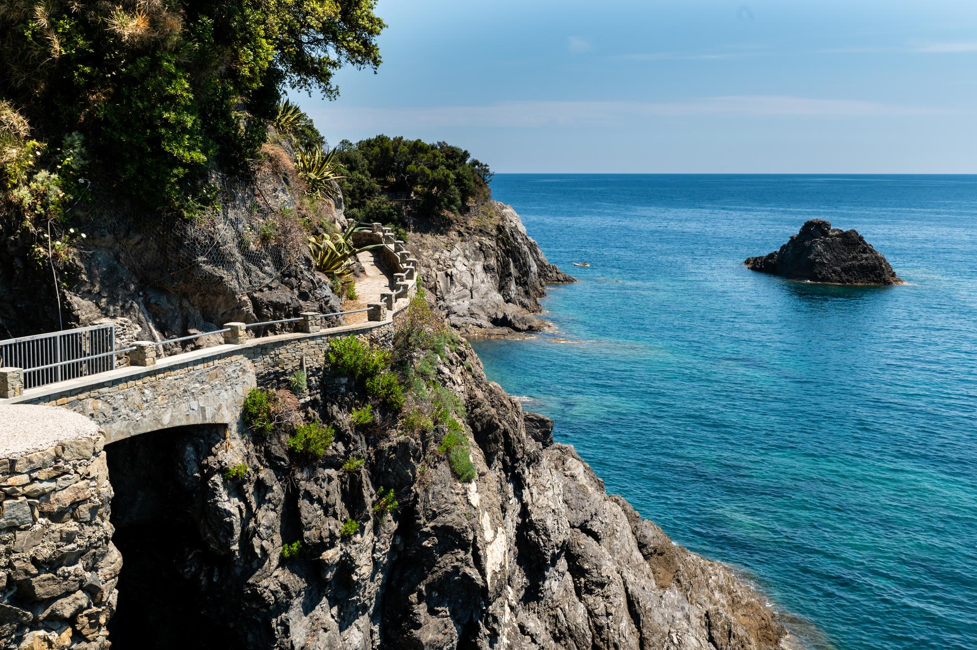 Italian Riviera experience