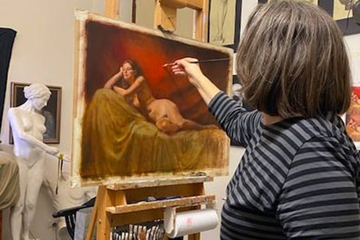 Art experience in Florence