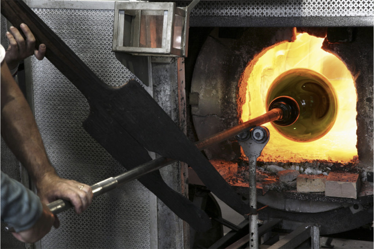 Glassblowing Experience