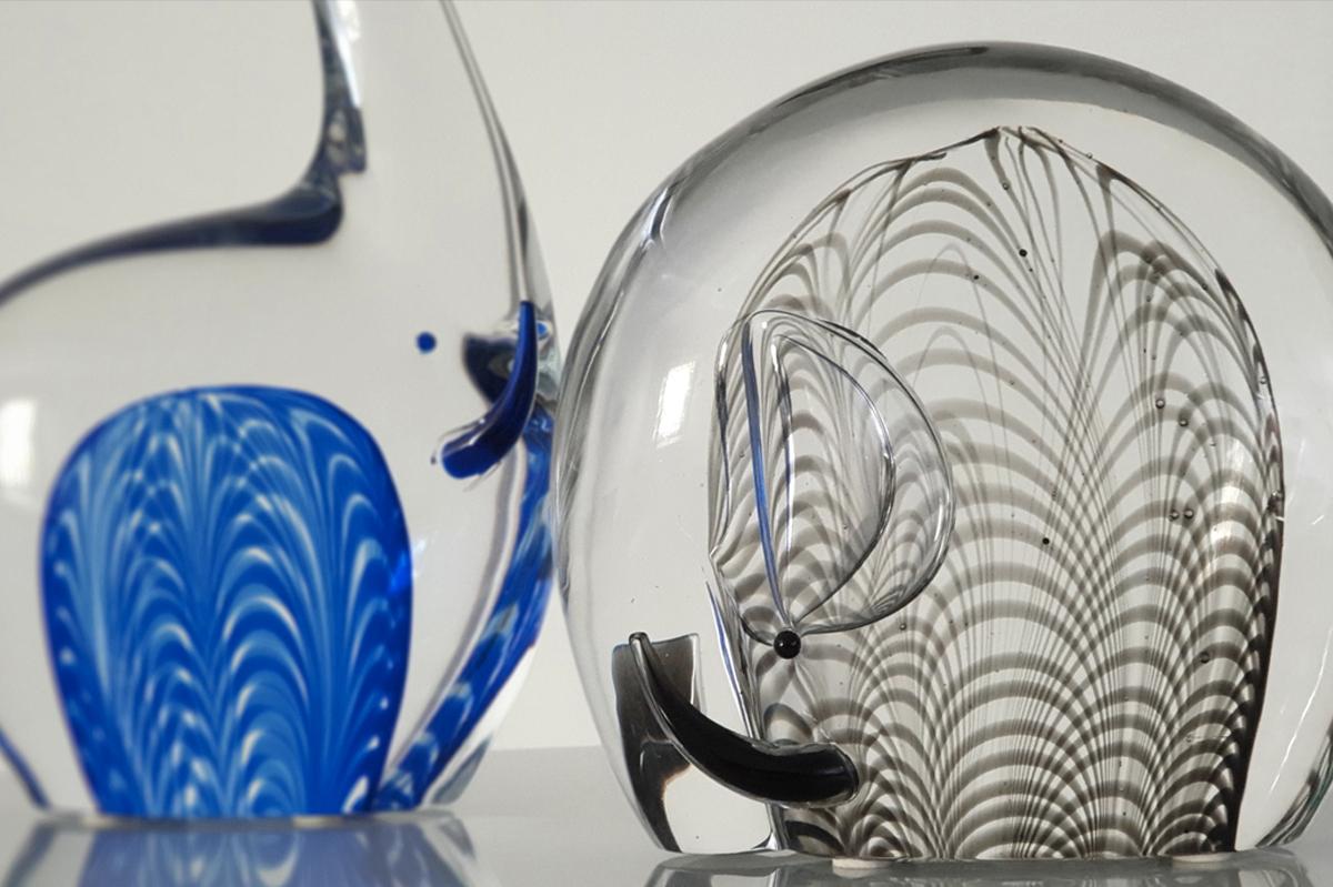 Glassblowing art esperisce