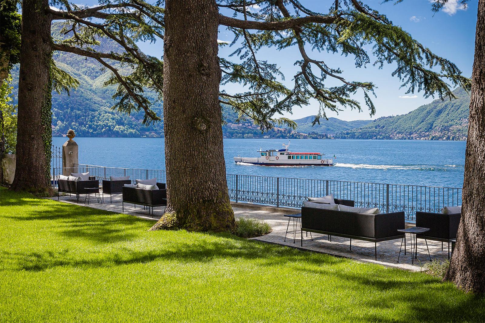 Como Lake boutique hotel Villas
